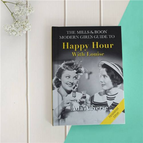 Personalised Mills and Boon Modern Girl's Guide to Happy Hour